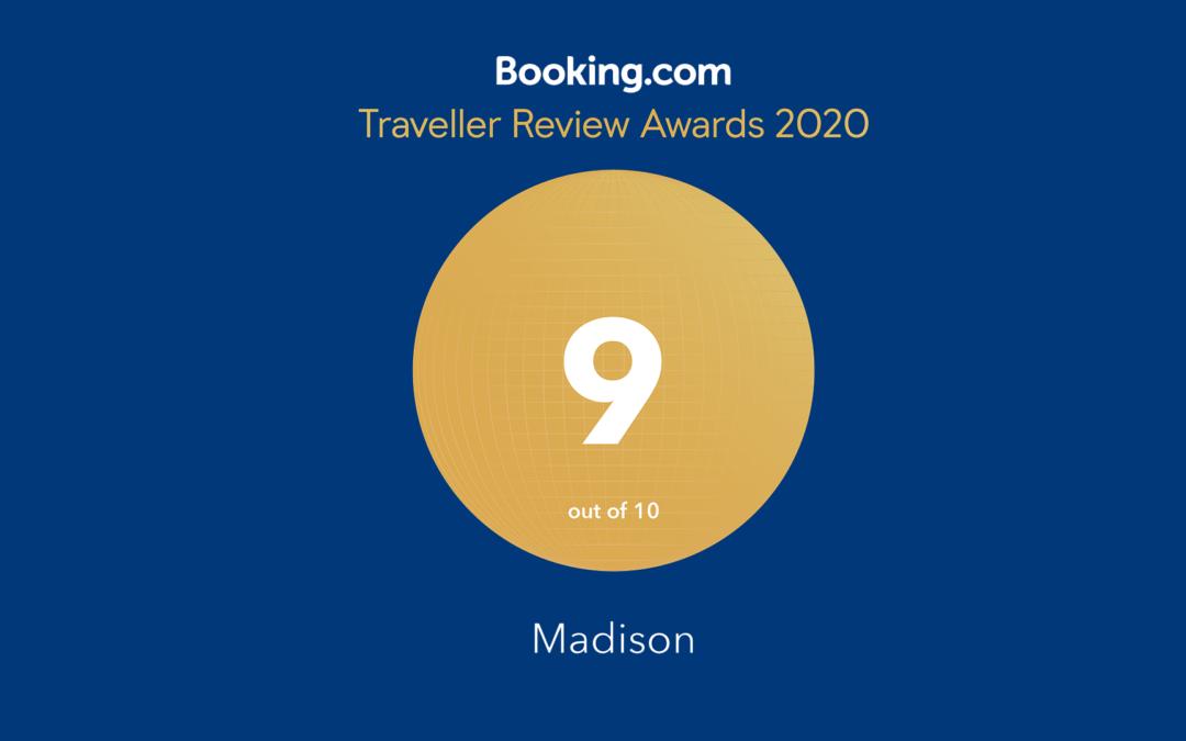Traveller Review Awards 2020: Madison