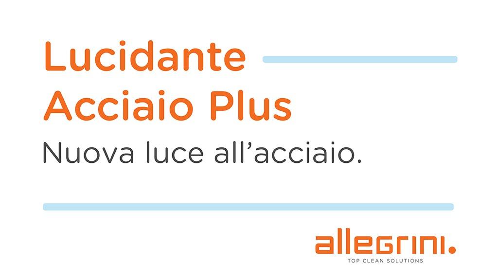 LUCIDANTE ACCIAIO  PLUS